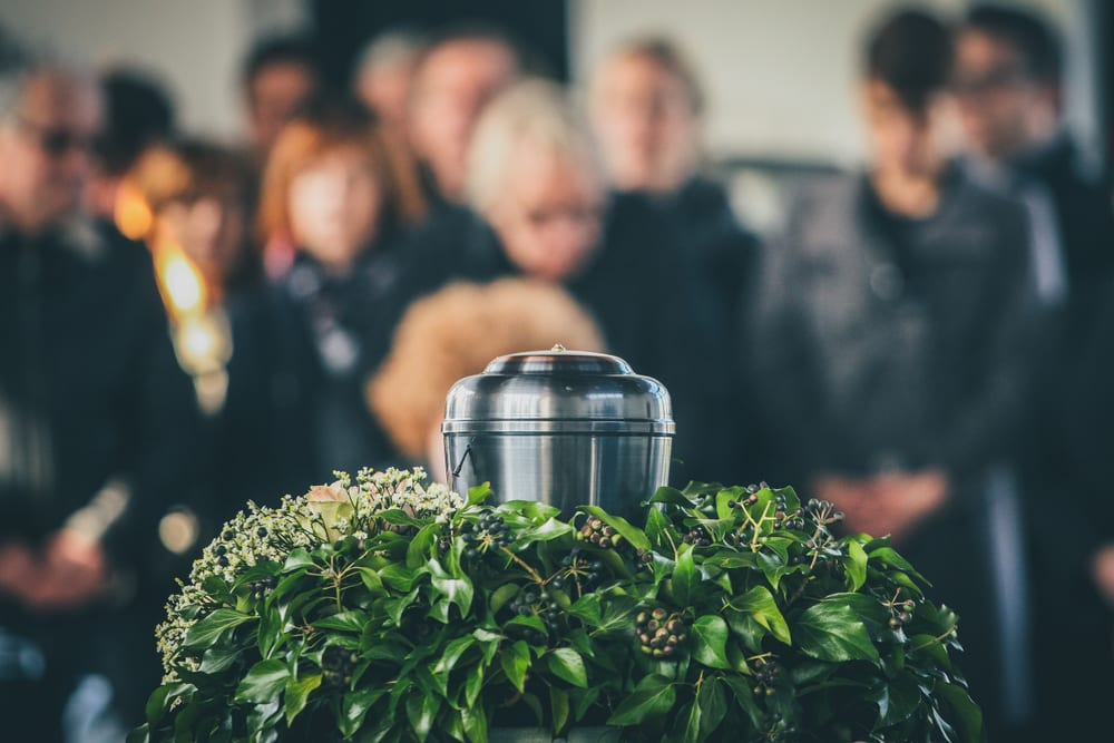 direct cremation is cheaper than a burial