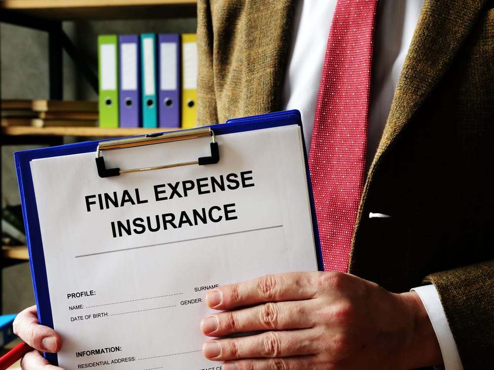 Here's our list of the top final expense insurance companies