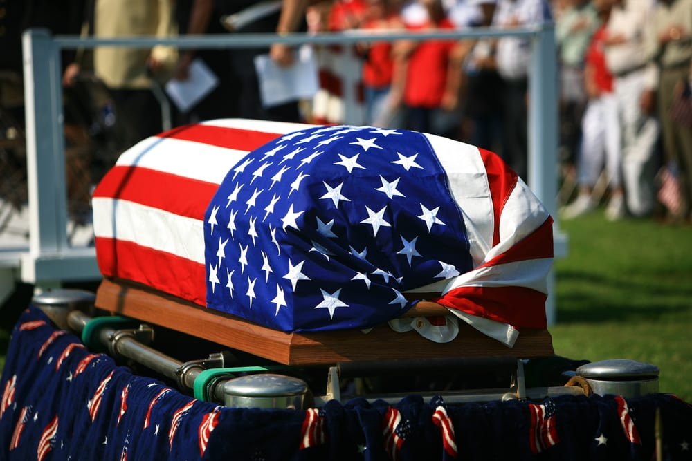 veterans can choose how their funeral will be conducted